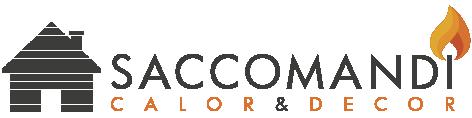Logo Saccomandi Calor&Decor