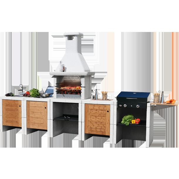 Cucine esterno